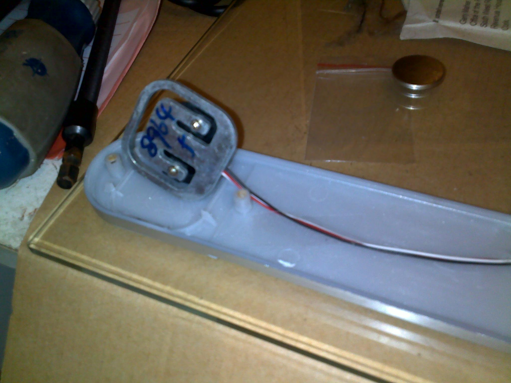 3 wire load cell load cell up close